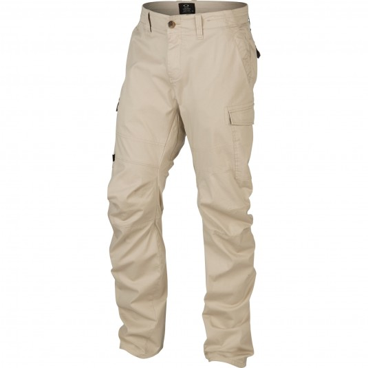 Genuine Oakley Departure Cargo Pants Khaki