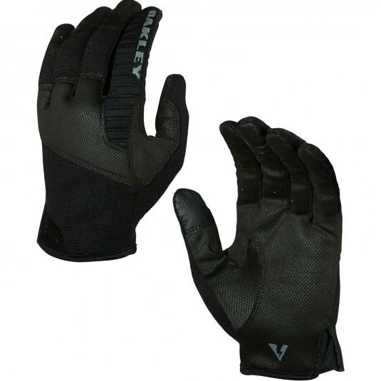 Oakley Mens Factory Lite Tactical Glove Jet Black