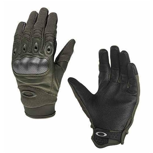 Oakley SI Assault Tactical Factory Pilot Glove Foliage Green Improved Style 2015