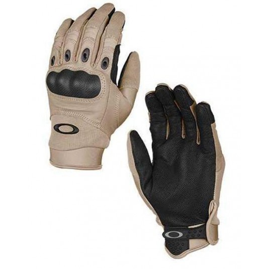 Oakley SI Assault Tactical Factory Pilot Glove Khaki New Improved Style 2015