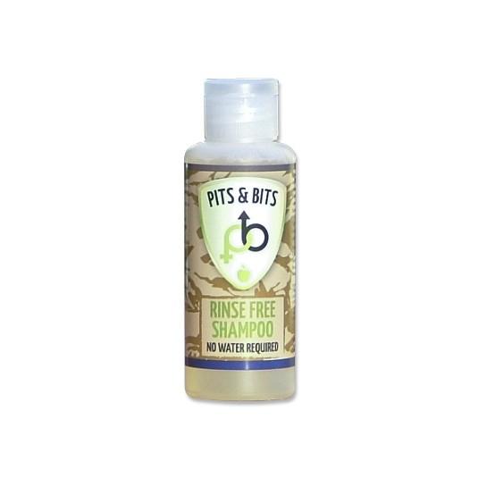 Pits & Bits Rinse Free Shampoo 65ml