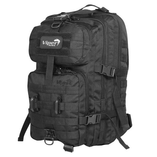 Viper Tactical Recon Extra Pack Black