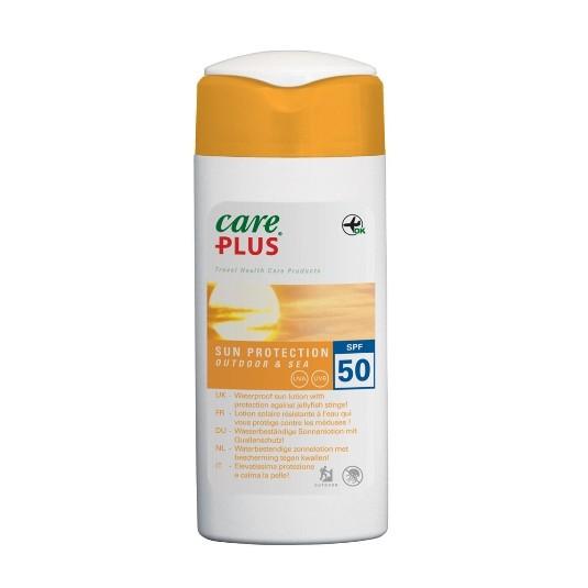 Care Plus Sun Protection Outdoor & Sea SPF50 100ml