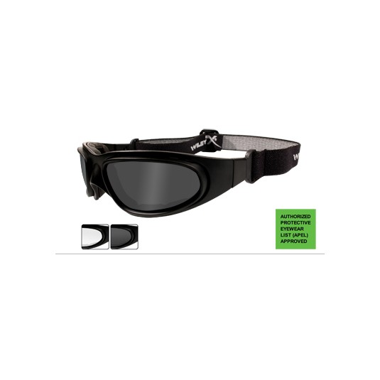 Wiley X SG-1 WX-71 Goggles