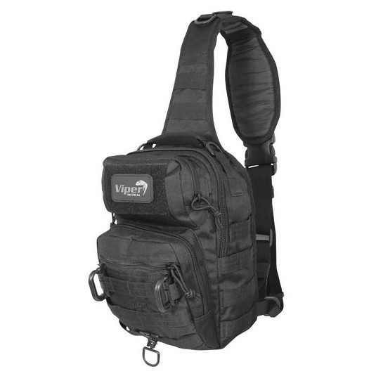 Viper Tactical Shoulder Bag Black
