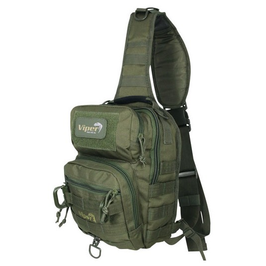 Viper Tactical Shoulder Bag Green
