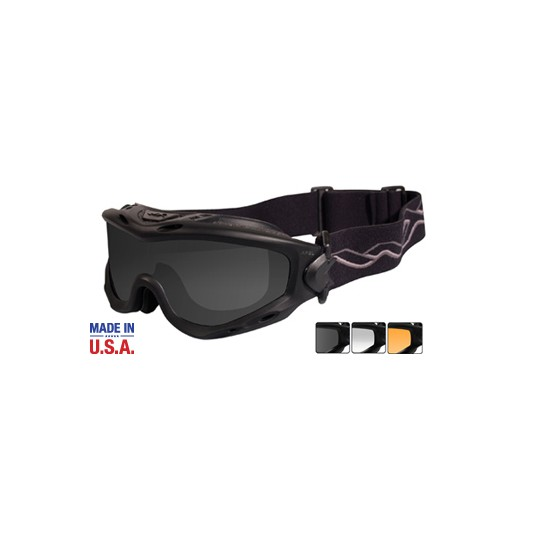 Wiley X Spear WX-SP293B Goggles