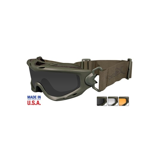 Wiley X Spear WX-SP293G Goggles