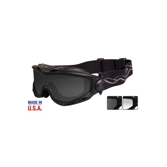 Wiley X Spear WX-SP29B Goggles