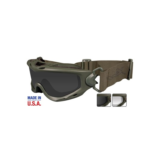 Wiley X Spear WX-SP29G Goggles