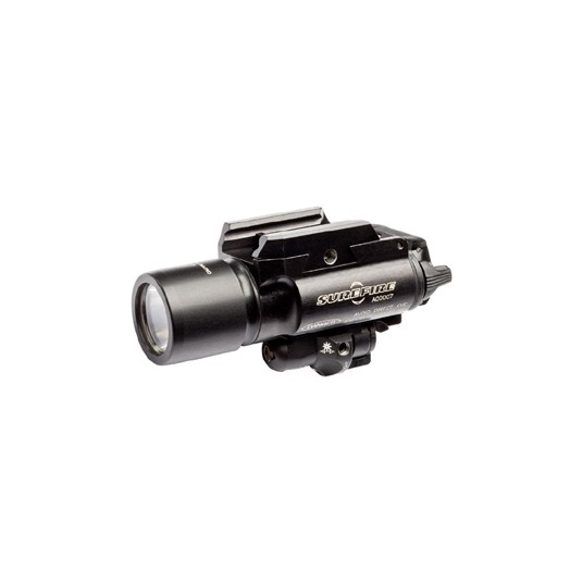 Surefire X400 LED Handgun Weaponlight w/ Laser Sight
