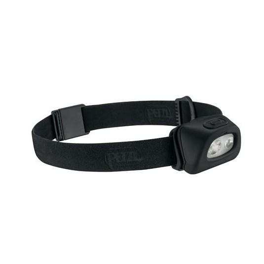 Petzl Tactikka Plus RGB Headtorch Black (E89BHB N)
