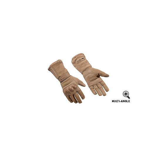 Wiley X TAG-1 Coyote Brown Tactical Assault Glove
