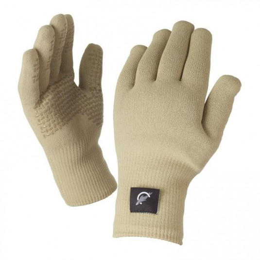 SealSkinz Ultra Grip Glove Ecru KJ757