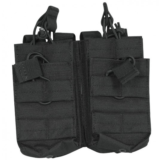 Viper Tactical Double Duo Mag Pouch Black
