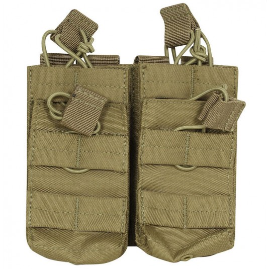 Viper Tactical Double Duo Mag Pouch Coyote