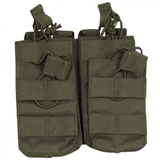 Viper Tactical Double Duo Mag Pouch Green
