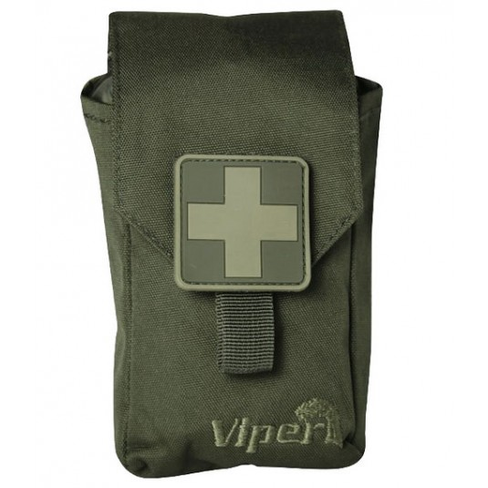Viper Tactical First Aid Kit Green