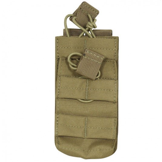 Viper Tactical Single Duo Mag Pouch Coyote