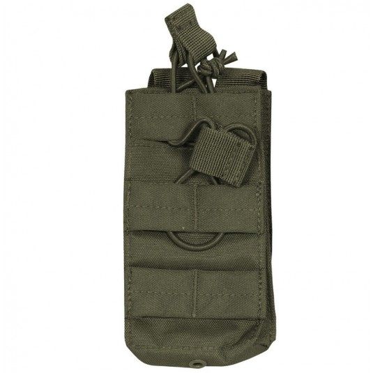 Viper Tactical Single Duo Mag Pouch Green
