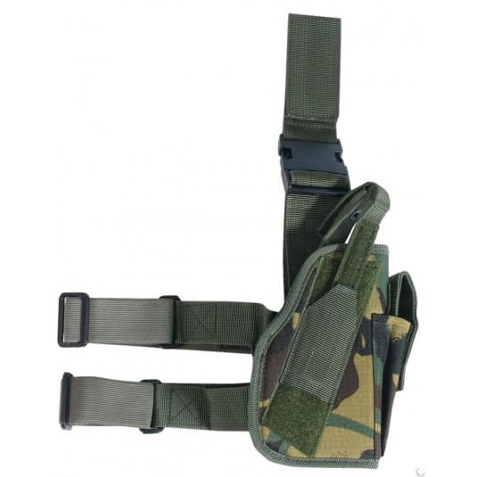 Viper Tactical Leg Holster Right Handed Digital DPM Camo