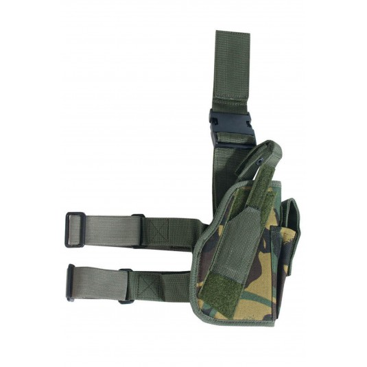 Viper Tactical Leg Holster Right Handed DPM