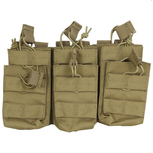 Viper Tactical Treble Duo Mag Pouch Coyote