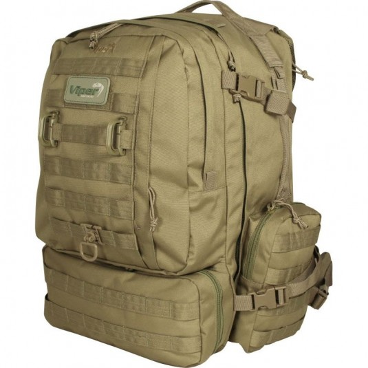 Viper Tactical Mission Pack Coyote