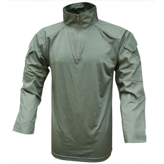 Viper Tactical Warrior Shirt In Green