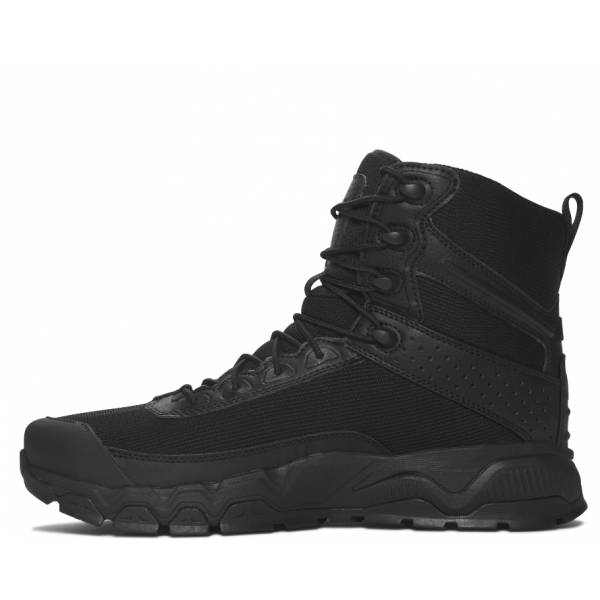 Under Armour Mens Valsetz 2 0 Tactical Boots Black Footwear