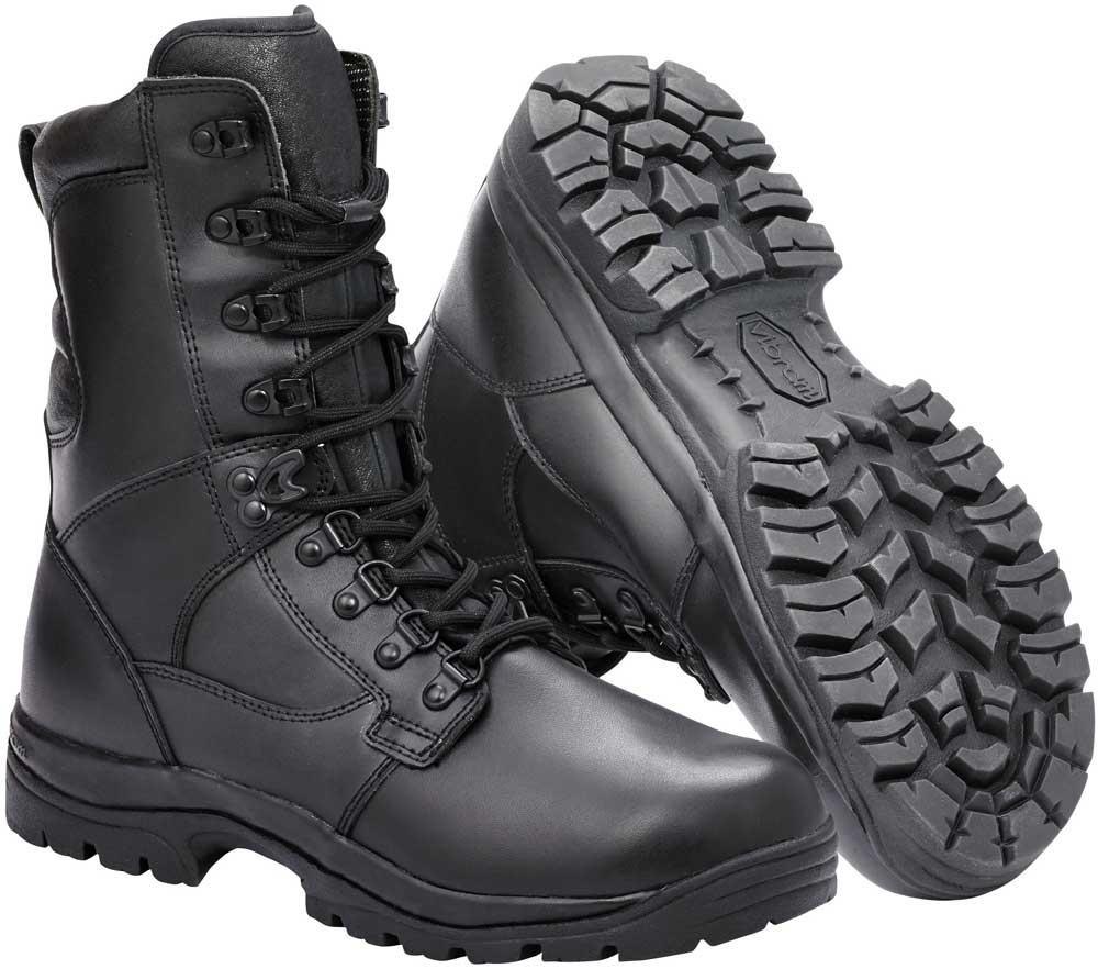 magnum elite ii leather boots black