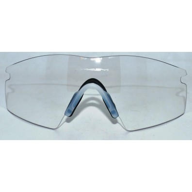 23014668420 Oakley SI M-Frame Military Replacement Lense Strike Clear 11-322