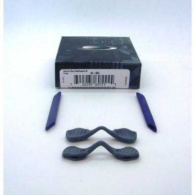 a249b858fde Oakley Radarlock Frame Accessories Sock Nosepad Kit Sunglasses Purple 43-564