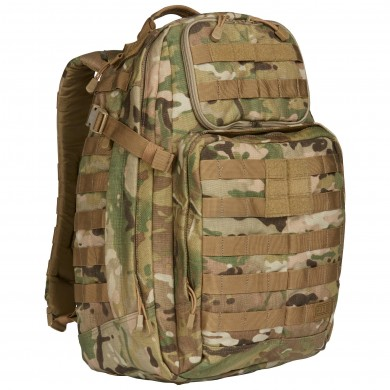 5.11 MultiCam RUSH 24 Backpack MultiCam