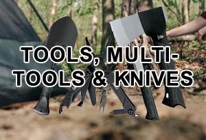 Tools, Multi-Tools & Knives