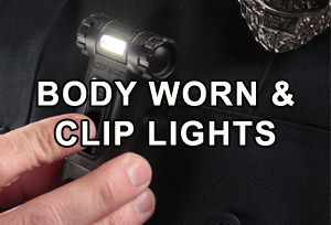 Body Worn & Clip Lights