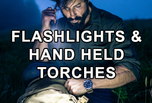 Flashlights & Hand Held Torches