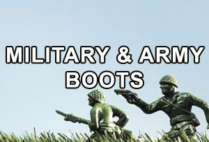 Military and Army Boots