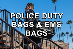 Police Duty Bags & EMS Bags