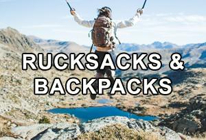 Rucksacks & Backpacks