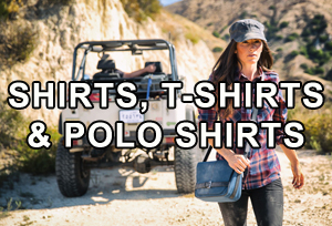 Shirts, T-Shirts & Polo Shirts