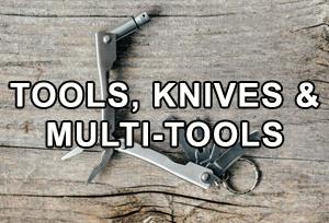 Tools, Knives & Multi-Tools