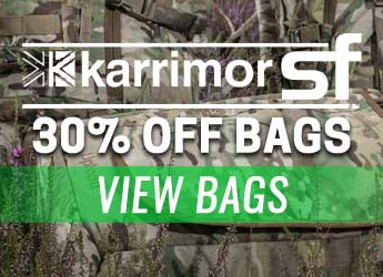 Karrimor bags now 30% off!