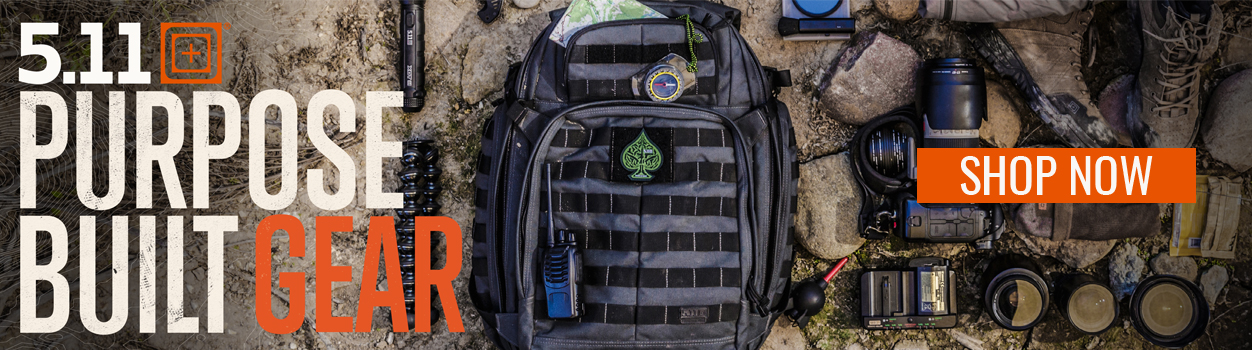 Shop 5.11 Tactical Bags & Luggage